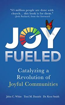 Joy Fueled - Book cover