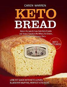 Keto Bread - Book cover
