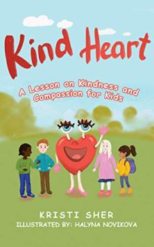 Kind Heart - Book cover