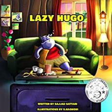 Lazy Hugo - Book cover