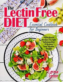 Lectin Free Diet - Book cover