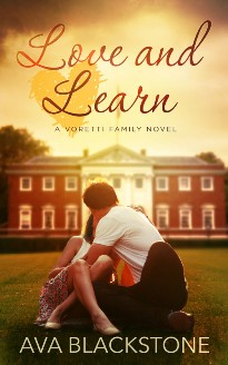 Love and Learn (book) by Ava Blackstone