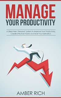 Manage Your Productivity - Book Cover