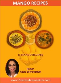 Mango Recipes - Book cover