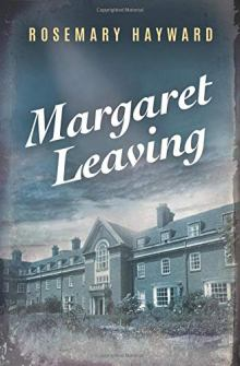 Margaret Leaving - Book cover