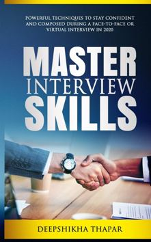 Master Interview Skills - Book cover