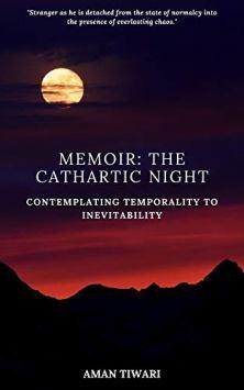 Memoir: The Cathartic Night - Book cover