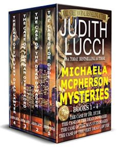 Michaela McPherson Mysteries - Box Set