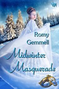 Midwinter Masquerade - Book cover