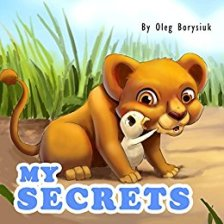 My Secrets - Book cover