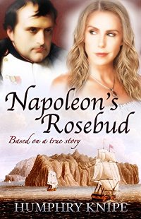 Napoleon's Rosebud - Book cover