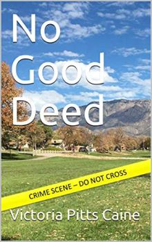 No Good Deed - Book cover