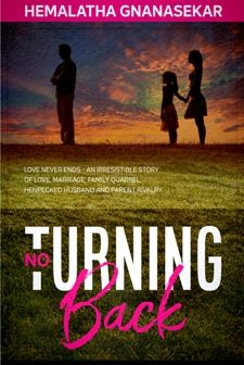 No Turning Back - Book cover