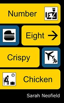 Number Eight Crispy Chicken - Book cover