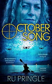 October Song - Book cover