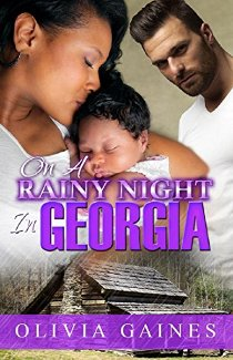 On A Rainy Night In Georgia - Book cover