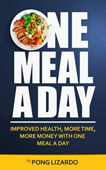 One Meal A Day - Book cover