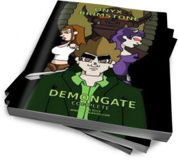 Onyx Brimstone and the Demongate