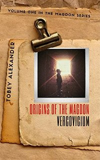 Origins Of The Magdon: Vercovicium - Book Cover