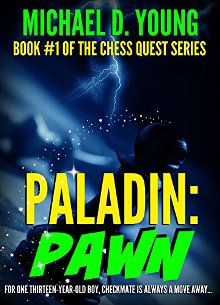 Paladin: Pawn - Book cover