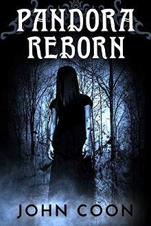 Pandora Reborn - Book cover