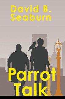 Parrot Talk - Book cover