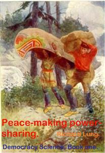 Peace-making Power-sharing (book) by Richard Lung