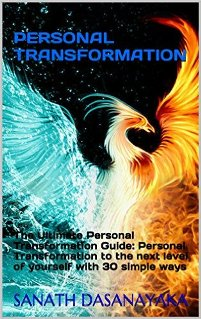Personal Transformation (book) by Sanath Dasanayaka