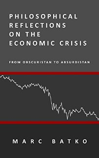 Philosophical Reflections on the Economic Crisis - Book cover
