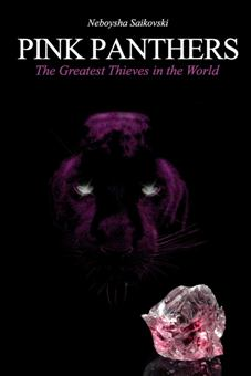 PINK PANTHERS: The Greatest Thieves - Book cover
