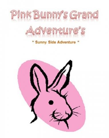 Pink Bunny's Grand Adventure's Book by Kenna Agnew