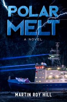 POLAR MELT - Book cover