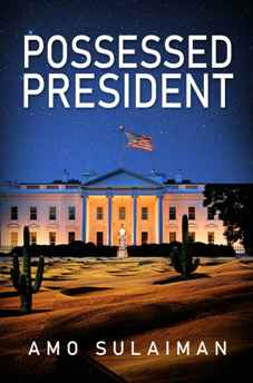 Possessed President - Book cover