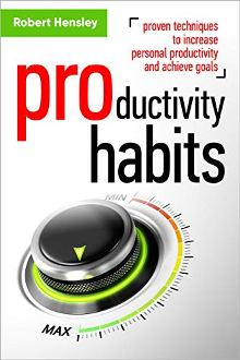 Productivity Habits - Book cover