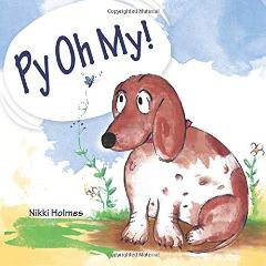 Py Oh My! - Book cover