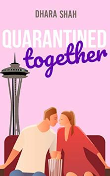 Quarantined Together - Book cover