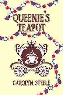 Queenie's Teapot - Book cover