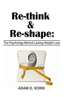 Re-think & Re-shape - Book cover