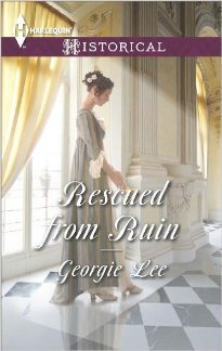 Rescued from Ruin (book) by Georgie Lee