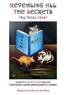 Revealing All the Secrets by Three Rats - Book cover