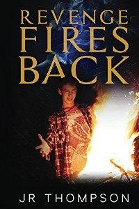 Revenge Fires Back - Book cover