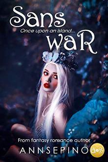 Sans War - Book cover