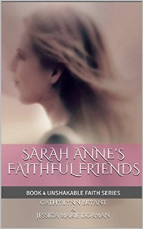 Sarah Anne's Faithful Friends - Book cover