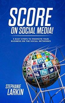 SCORE on Social Media! - Book cover