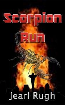 Scorpion Run - Book cover