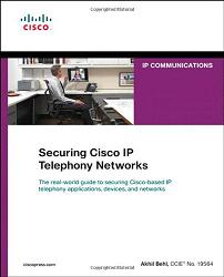 Securing Cisco IP Telephony Networks (book image did not load)