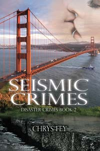 Seismic Crimes (book) by Chrys Fey