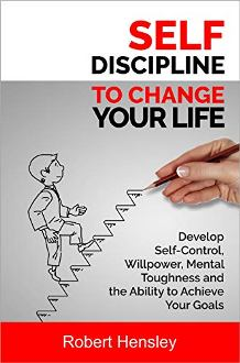 Self-Discipline to Change Your Life - Book cover