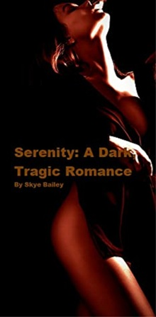 Serenity: A Dark Romance - Book cover