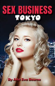 Sex Business Tokyo - Book cover